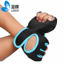 Protective Durable leather glove motorcycle
