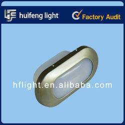 Plastic Housing and Stainless Steel Ring recessed led light