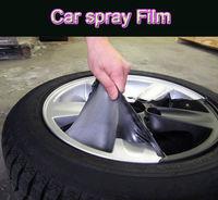 400ml/1gallon/4L liquid plastic dip, aerosol auto rubber spray paint coating for cars/fabric/furniture/wood/metal/glass