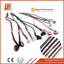 fone de ouvido de fábrica melhor bass custom marca fones de ouvido com microfone e controle de volume