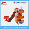 New Technology SY1-10 Clay Interlocking Brick Making Machine with ISO9001 approved