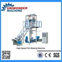 SJ-55/ FM800 Best Price High Speed Film Blowing Machine