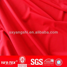 Waterproof polyester spandex fabric for wedding dress