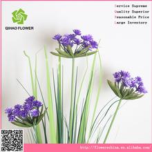 baratos de pino de la hoja de ramo de flores con la cabeza 3 suppler de china