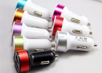 wholesale good price multiple mobile phone mini car charger for mobile phone and laptop