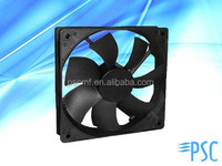 High Performance! PSC Select 12 volt DC Brushless Computer Cooling Fan 120mm x 25mm with UL Since 1993 for Network Technology
