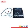 GLF-500-F mini tabletop manual sealing machine for plastic bottles