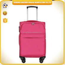 big packing space traveling luggage for long journey necessary men and women's luggage bags made with waterproof fabric