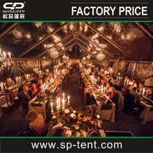 15m width aluminum frame large wedding marquee tent structure for sale