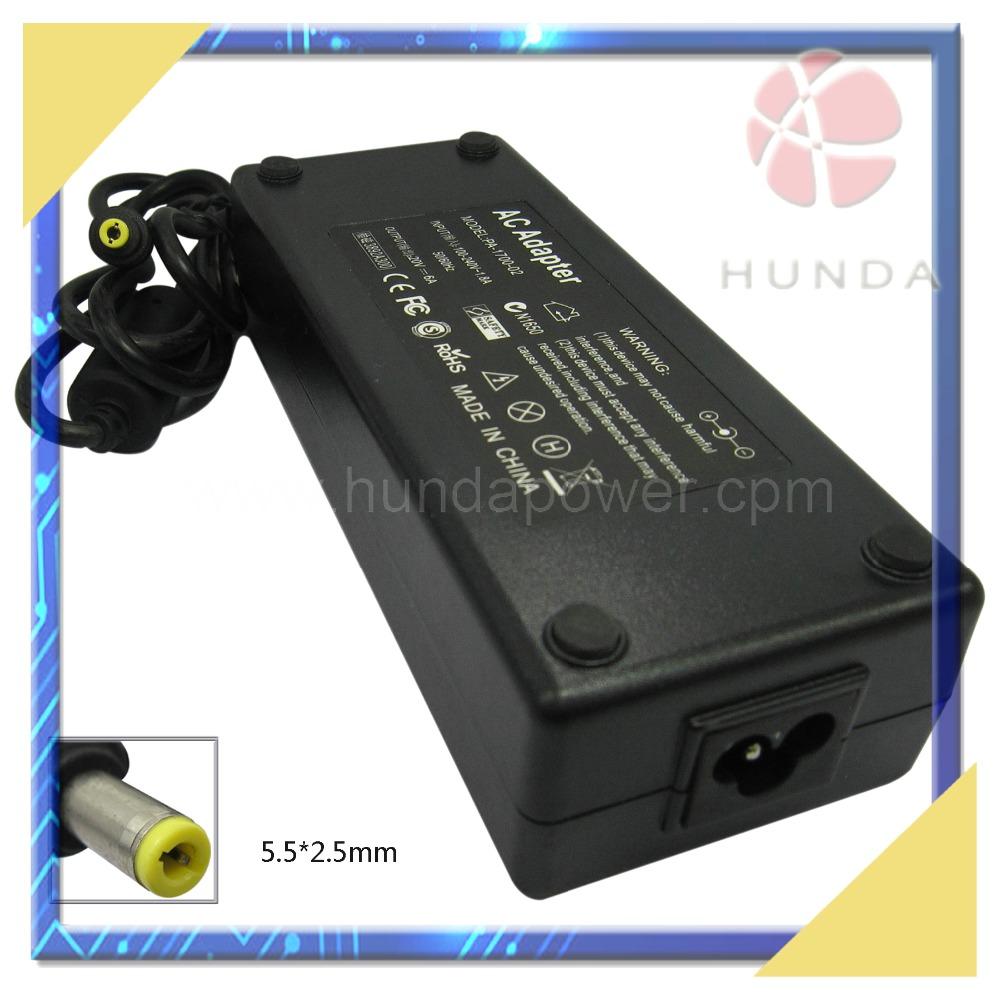 20V 6A 120W điện sạc cung cấp bộ chuyển đổi AC DC Power adapter sạc máy tính xách tay 3 <span class=keywords><strong>ngạnh</strong></span>