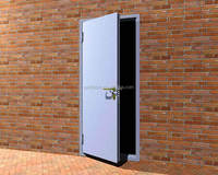 0.5-4hrs metal fire rated door,CE/bs standard metal/steel fire proof door