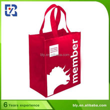 New Type Good Price Recycled Plastic Bottle Tote Bag