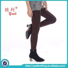 wholesale winter stylish colorful sexy warm leggings (Brown)