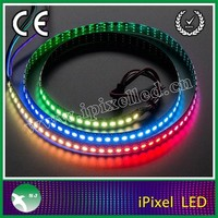 ws2812 dream color led strip light waterproof led ribbon