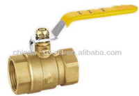 SS2020 Full Port BSP /NPT brass,nickel plated,chrome plated colour Brass ball valve