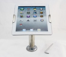 retail security cables android tablet stand shop Ffor shoplifting tablet