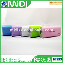 external mobile power 5600mah with best quality charge for smartphone