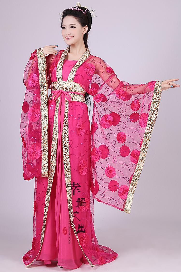 China Traditional Dress Women With Innovative Style – playzoa.com