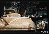 Queen size Jacquard Disposable Paper Bedsheets JY-023