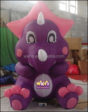 Party inflatable cartoon for outdoor/Inflatable Dragon/cartoon/animal/stand/custom