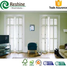 Exterior PVC Plantation Adjustable Louver Shutter
