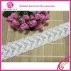 Garment Accessories Embroidery Lace Swiss Hot Sales Lace Trim