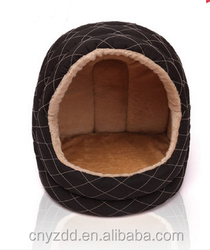 plush dog kennels/plush animal doghouse