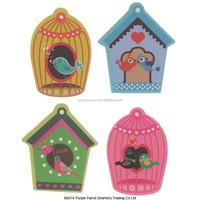 Cute Birds in Love Emery Board
