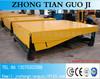 I6-12tons adjustable loading ramp truck hydraulic ramps