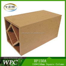 RP150A WPC fencing garden wood