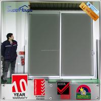 superhouse Australia standard as2047 aluminum double glass office doors for commercial building