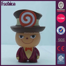 Popular carton figure OEM manufacturer in Asia