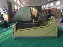 Swag camping survival gear rip stop canvas camp swag