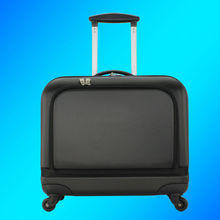 ABS Laptop trolley case cabin luggage, Laptop Rigid Suitcase Suit Case