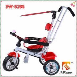 China Tricycle Manufacturer Three Wheel Baby Tricycle Cheap Kids Tricycle