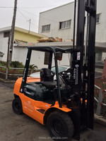 3ton used toyota forklift 8FD30 , High Quality Cheap Sale Wholesale