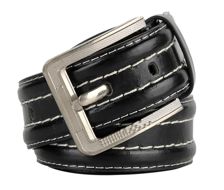 wholesale synthetic leather belt mens free belts