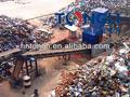 نوعية جيدة من النفايات المعدنية تقطيع/ جملت محطم المعدنية