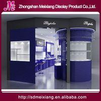 countertop Shop display, MX4936 wrought iron clothes display fixtures cabinet