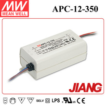 12W Meanwell 350mA LED Driver APC-12-350 Mean Well IP30 Power Supply Constant Current Design