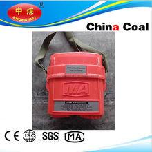 China coal 45min mining portable mask respirator with English mark