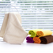 Cheapest Yarn-dyed Stripe fabric Plus Mesh Fabric Household Kitchen Microfiber Cleaning Rag/cloth