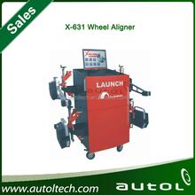 Equilibrio del vehículo X631 alineador + Wheel utilizado del lanzamiento X631 + alineación de las ruedas y el equilibrio de la máquina