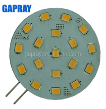 side pin 2.6W SMD 2835 12V halogen replacement G4 LED