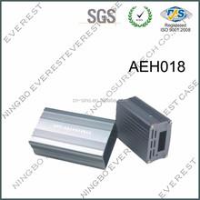 custom extrusion aluminum metal enclosures for electronics