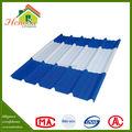 Preço competitivo 2 camada favorável ao meio ambiente cor ondulado folha de coberturas de plástico