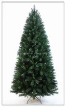 Hot sale metal stand pvc 1.2m 1.5m 1.8m 2.1m christmas tree