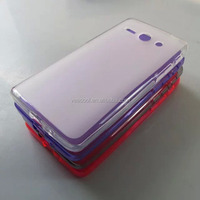 Matte Soft TPU Gel Cover Case for Huawei Ascend Y530 C8813 Case