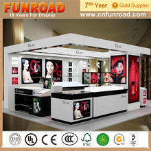High end and free design cosmetic retail display shop and name furniture decoration