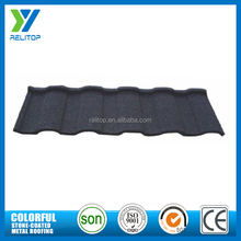 Stone coated famous easy installation and low cost roof tile